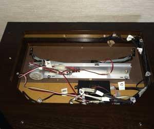 開閉器の修理